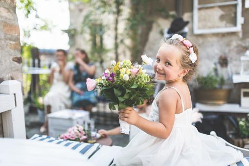 Enfant : Ornements de chevelure pour les petites filles