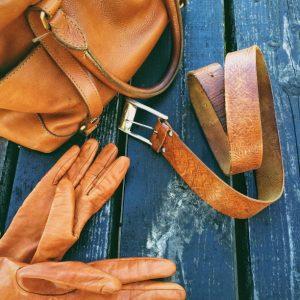 Le cuir, un matériau durable et chic
